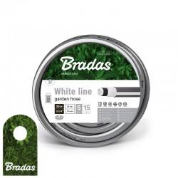 """Wąż ogrodowy 3/4"""" 30m WHITE LINE WWL3/430 BRADAS"""