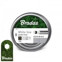 """Wąż ogrodowy 3/4"""" 50m WHITE LINE WWL3/450 BRADAS"""