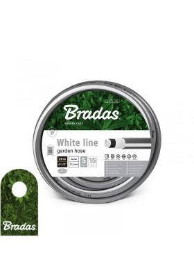 """Wąż ogrodowy 5/8"""" 30m WHITE LINE WLL5/830 BRADAS"""
