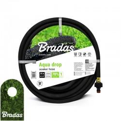 """Wąż nawadniający pocący AQUA-DROP 1/2"""" - 30m WAD1/2030 Bradas 2588"""