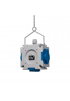 Rozdzielnica mDV 3x230V łańcuszek 1.5m
