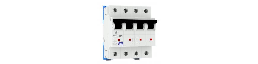 Rozłączniki izolacyjne 4-polowe