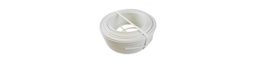 Giętkie w izolacji polwinitowej PVC