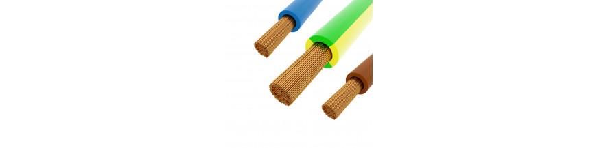 Przewody w izolacji PVC