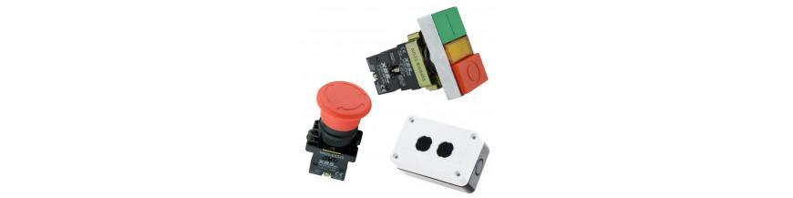 Przełączniki i kasety sterownicze