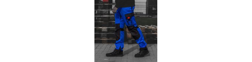 Spodnie robocze długie