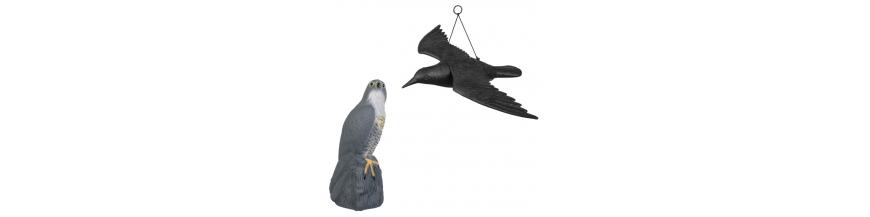 Odstraszacze ptaków