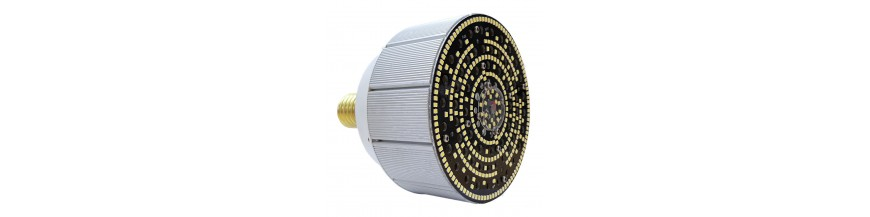 Żarówki LED E40