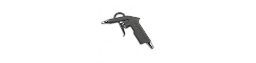 Pistolety wydmuchowe