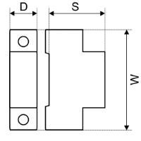 100 St/ück im praktischen Set Polypropylen Connex D/übel /Ø 8 mm F/ür einfache Befestigungsarbeiten in Vollstein /& Beton // D/übel-Set // Universald/übel // B33388